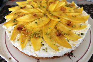 Mango-Mascarpone